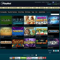 PlayBet casino bonus