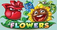 Φρουτάκι Flowers (NetEnt)