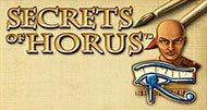 Secrets of Horus - Κουλοχέρηδες