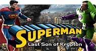 Δωρεάν Φρουτάκια Superman: Last son of Crypton