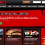 magicbet casino bonus