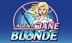 agent jane blonde - δωρεάν φρουτάκια