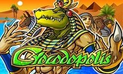 Crocodopolis - Δωρεάν Φρουτάκια - Κουλοχέρης