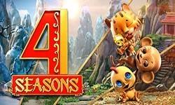 4 Seasons - Φρουτάκια Καζίνο - BetSoft
