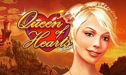 Queen of Hearts Deluxe - Φρουτάκια Novomatic Δωρεάν