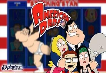 American Dad! Νέα κυκλοφορία από την PlayTech