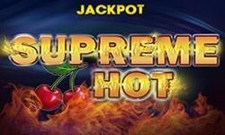 Supreme Hot - Φρουτάκια Παιχνίδια EGT Δωρεάν