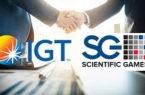 Συνεργασία IGT με Scientific Games