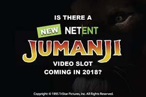 Η NetEnt κυκλοφόρησε το Witchcraft Academy, ενώ ετοιμάζει και το Jumanji