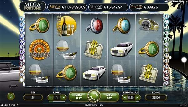 Το Mega Fortune πλήρωσε σε έναν υπερτυχερό €2.5 εκατ.