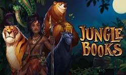 Jungle Books - Δωρεάν Φρουτάκια Yggdrasil Gaming