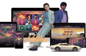 "NetEnt: Νέα κυκλοφορία κουλοχέρη με τίτλο ""Hotline"""
