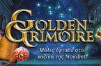 Το Golden Grimoire ήρθε στο καζίνο της Novibet!