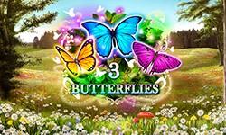 3 Butterflies - Φρουτάκια Πεταλούδα (Red Rake Gaming)