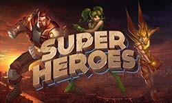 Super Heroes - Yggdrasil Gaming Δωρεάν Παιχνίδια Φρουτάκια