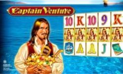 Captain Venture - Novomatic Φρουτάκι Δωρεάν 2020